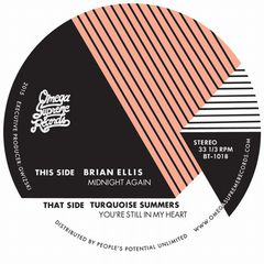 BRIAN ELLIS - Midnight Again / TURQUOISE SUMMERS - Your Still In My Heart